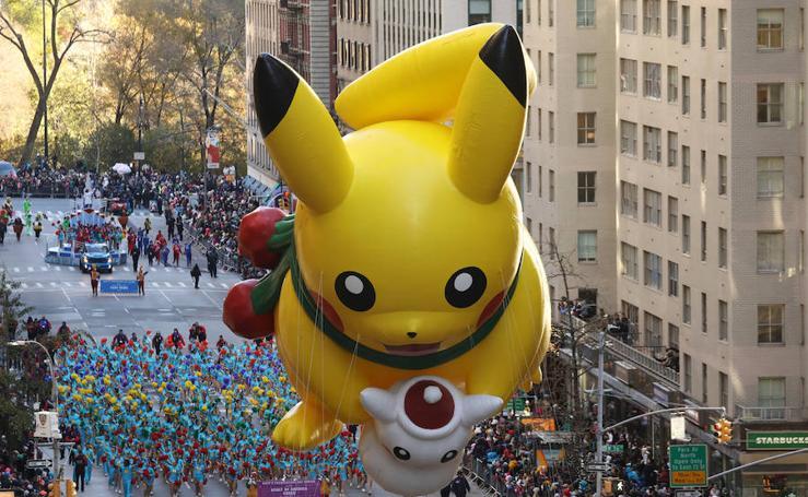 El Desfile de Acción de Gracias vuelve a NY
