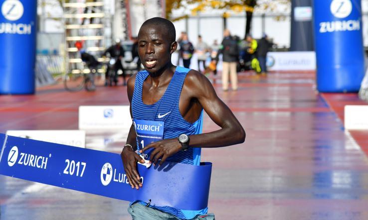 Hosea Maiyo repite victoria en el Maratón de San Sebastián