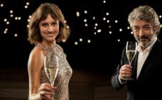 Darín y Jenner, protagonistas del nuevo spot de Freixenet