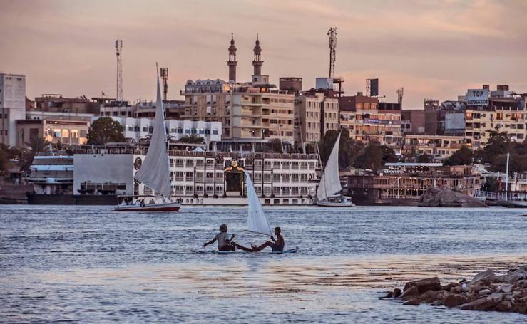 El Nilo, más que un río