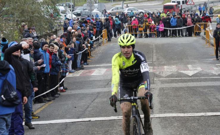 Ruiz de Larrinaga, el mejor en Arrasate