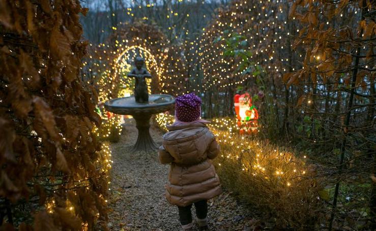 67.000 bombillas para iluminar la Navidad