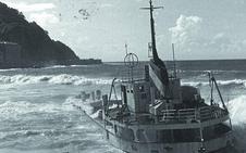 Historia de los naufragios en gipuzkoa