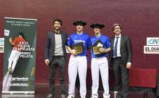 Eneko Labaka y Eskiroz, campeones en Zumarraga (14-22)
