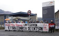 Acuerdo en Arcelor Bergara para el despido de 41 trabajadores