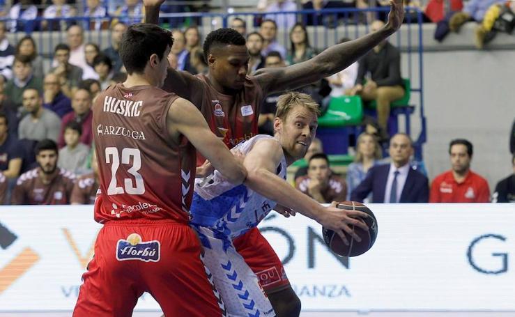 Importante victoria del GBC en Burgos