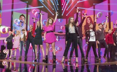'Operación triunfo' desvela sus cuatro finalistas