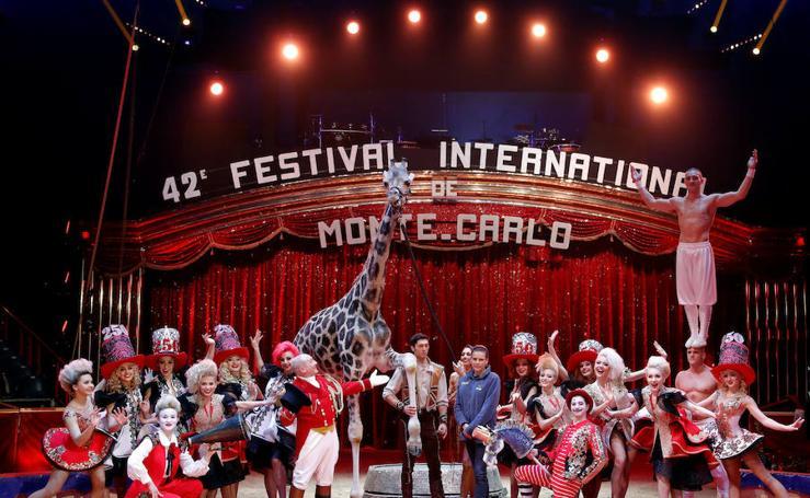 El circo de Montecarlo vuelve a deslumbrar