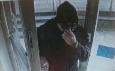 Buscan al autor del atraco a mano armada de un banco en Eskoriatza