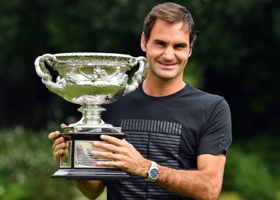 El tenis lo ha inventado Roger