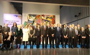 Pedro Subijana y Miguel Martín ya tienen su Medalla de Oro de las Bellas Artes