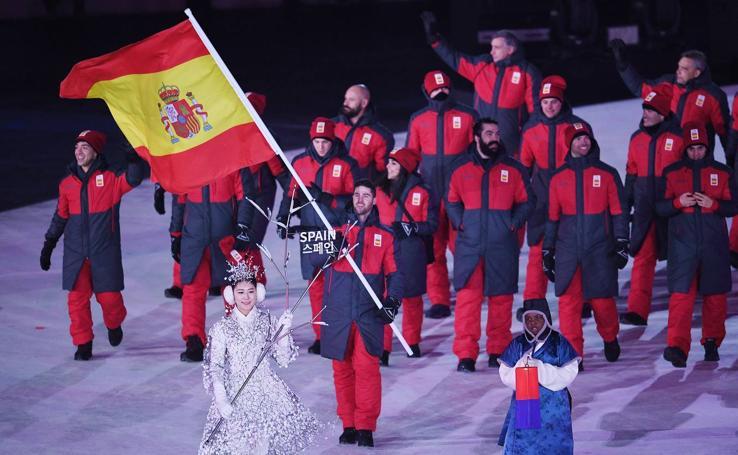 Pyeongchang 2018: La ceremonia de inauguración, en imágenes