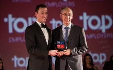 Novartis, reconocida como la mejor empresa Top Employers España 2018