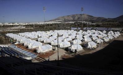 El miedo a los abusos sexuales se extiende en los centros de refugiados en Grecia