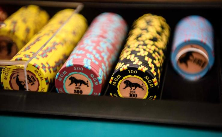 La vida en el casino