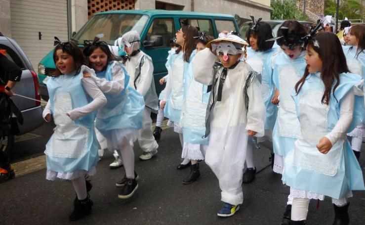 El Carnaval vuelve a Trintxerpe