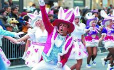 La compañía Eureka se hace con el Gran Premio del carnaval