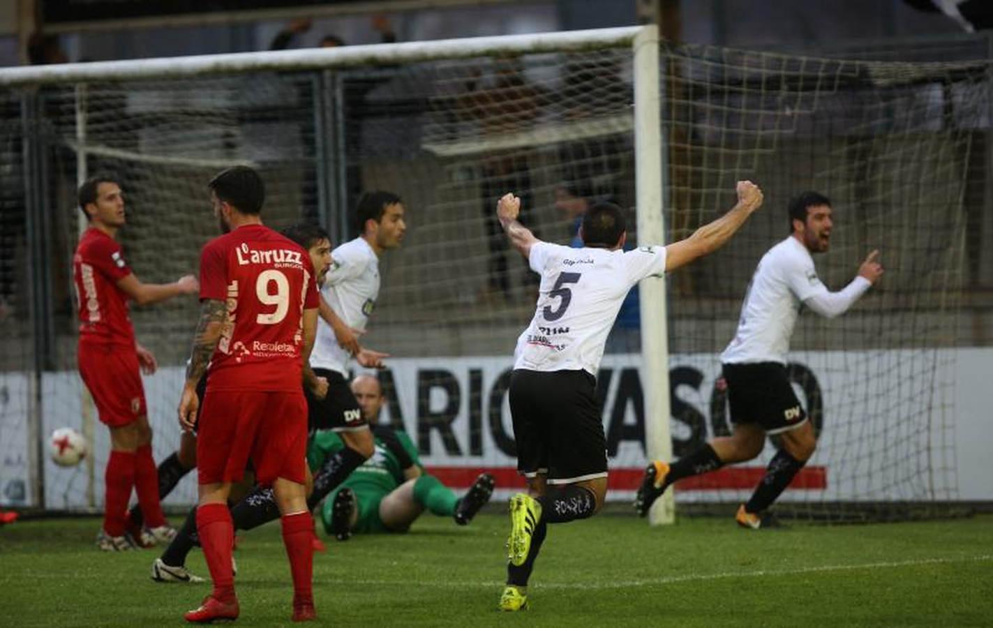 El Real Unión se impone al Burgos