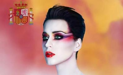 Lluvia de críticas al anuncio, con escudo español, de que Katy Perry actuará en Barcelona