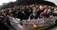 Los jubilados vascos necesitarían 427 euros más al mes para mantener su poder adquisitivo