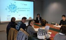 Jóvenes embajadores del «buen hacer» vasco