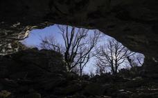 Monstruos de piedra vigilan