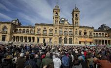 Los pensionistas vascos saldrán a la calle hasta conseguir «unas pensiones dignas»