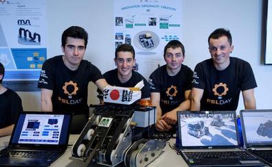 Los futuros ingenieros