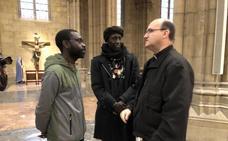 La cruz de Lampedusa encabezará la 'Marcha de la paz' a Arantzazu