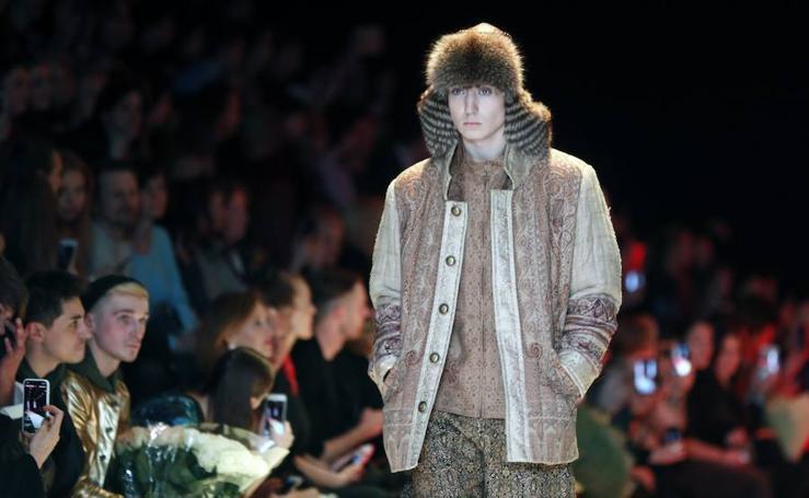 La Moda en Rusia