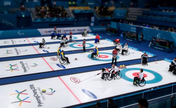 El deporte sigue en Pyeongchang