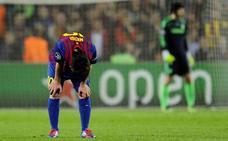 La noche del llanto de Messi y del insomnio de Cesc