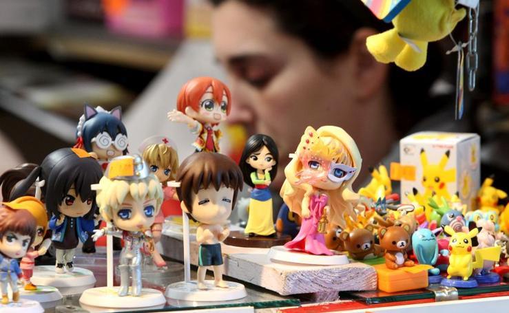 Rotundo éxito del Salón del Cómic y el Manga
