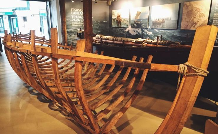 El Museo Naval convierte su planta baja en un taller de útiles de navegación