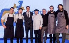 Los cocineros también merecieron un premio