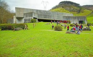 Ekainberri, el primitivo refugio
