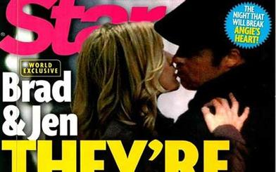 Brad Pitt, Jennifer Aniston, y el escándalo de la foto que confirmaría su romance