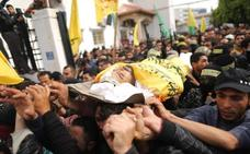 Jornada de huelga y luto nacional en Palestina