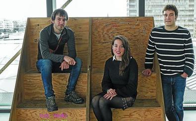 La cantera revitaliza el Aberri Eguna con la bandera de lo social