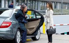 La Reina Letizia y doña Sofía reaparecen sonrientes tras la polémica de Palma