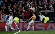 El Madrid pasa del ridículo al éxtasis