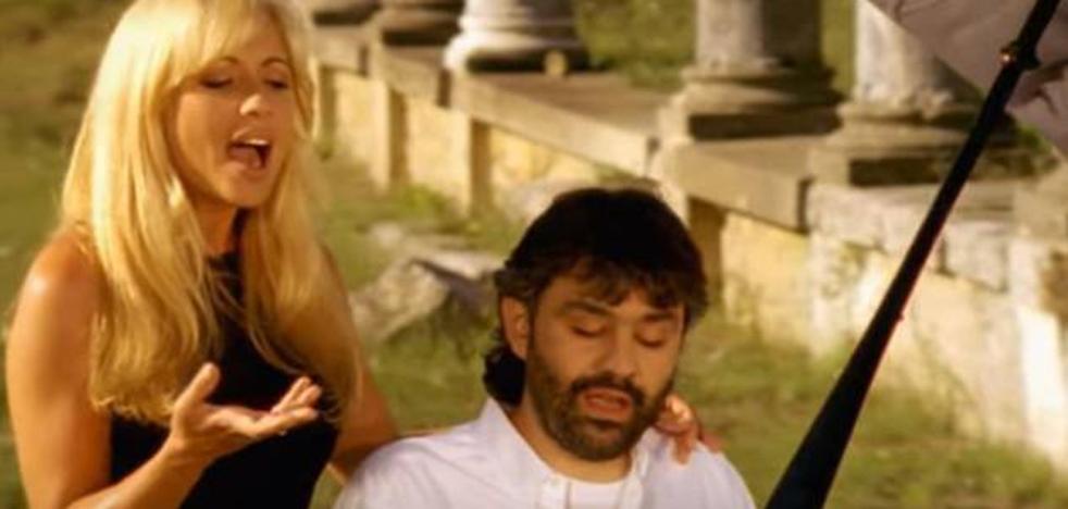 'Vivo por ella' de Andrea Bocelli: amor por la música