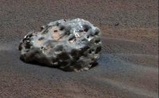 Un meteorito cargado de diamantes llegó a la Tierra de un 'planeta perdido'