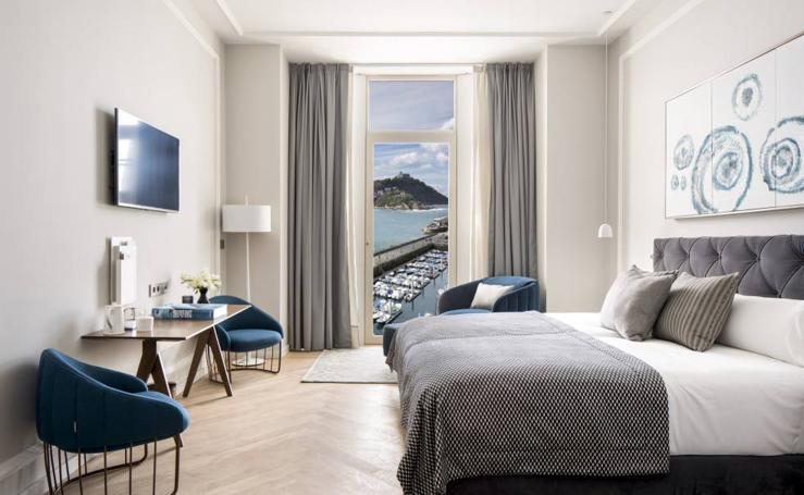 Así será el Hotel Lasala de Donostia
