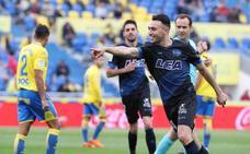 Las Palmas desciende a Segunda y el Alavés sella la permanencia