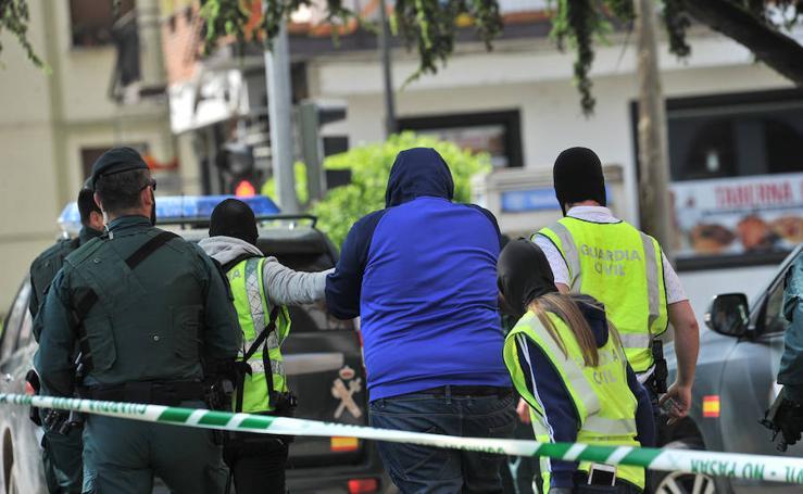 Detenido en Andoain un presunto yihadista