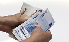 El sueldo medio en Euskadi es de 1.930 euros, el segundo más alto del Estado