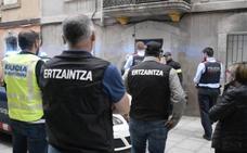 Cae el cabecilla de un grupo especializado en robar de noche en viviendas de Gipuzkoa