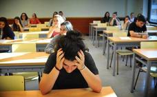 Los alumnos vascos lideran el ranking de aprobados y nota de Selectividad en España