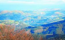 Izazpi, Los preciosos valles del interior